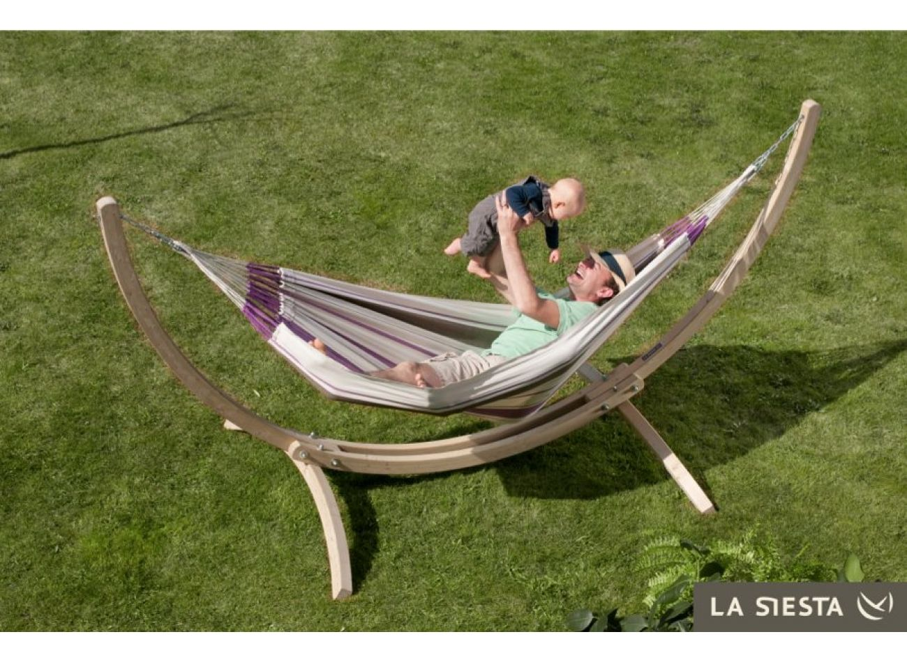 Hamac 1 Personne Caribena Purple