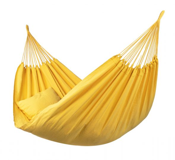 Hamac 2 Personnes Organic Yellow