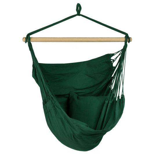 Hamac Suspendu 1 Personne Organic Green