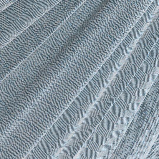Petite couverture Natural Blue